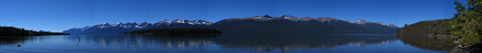 Chilko Lake, British Columbia